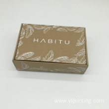 Custom UV Printing Electronics Paper Box Packaging